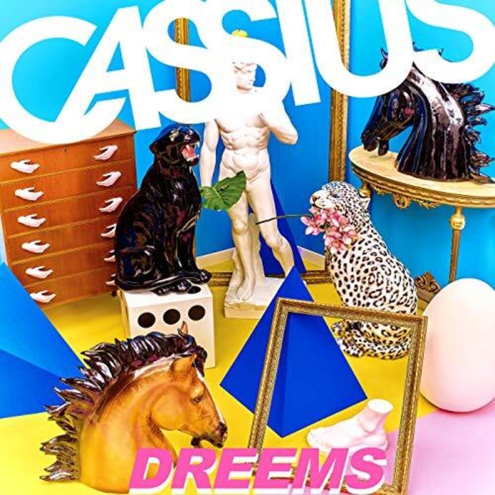 Cassius - Dreems [2LP]