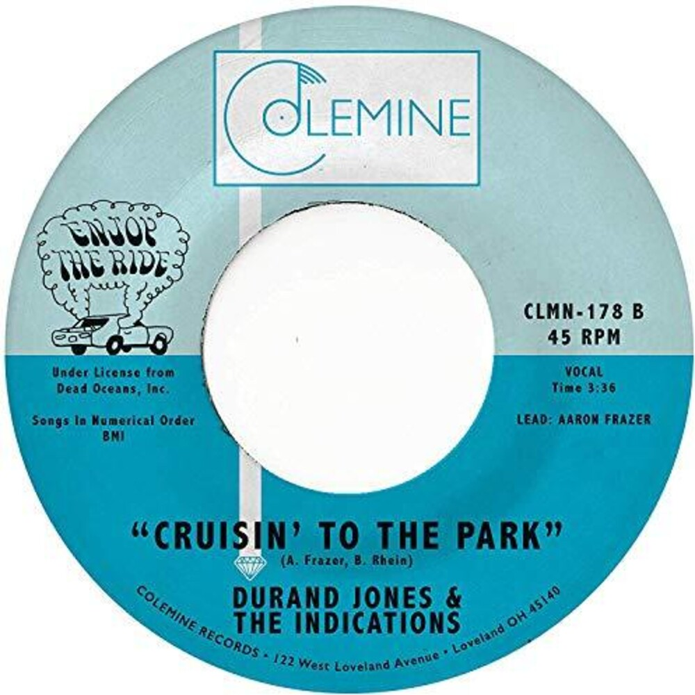 Durand Jones & The Indications - Morning In America / Cruisin' To The Park