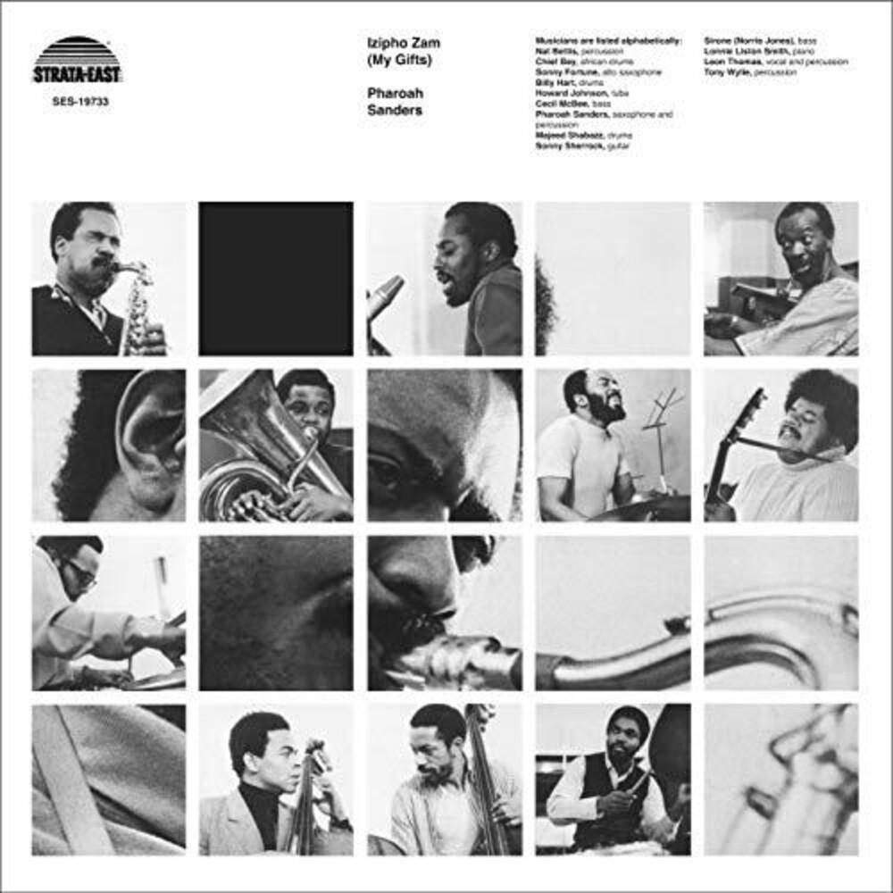 Pharoah Sanders - Izipho Zam (My Gifts) (Ogv)