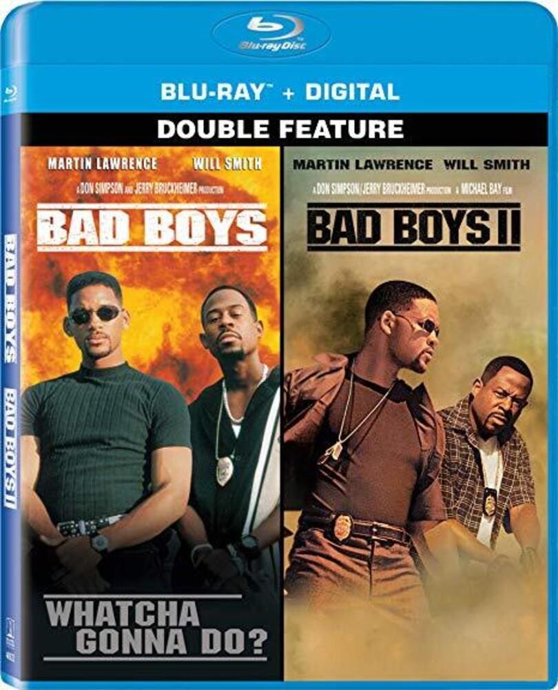 Bad Boys [Movie] - Bad Boys (1995) / Bad Boys II - Set
