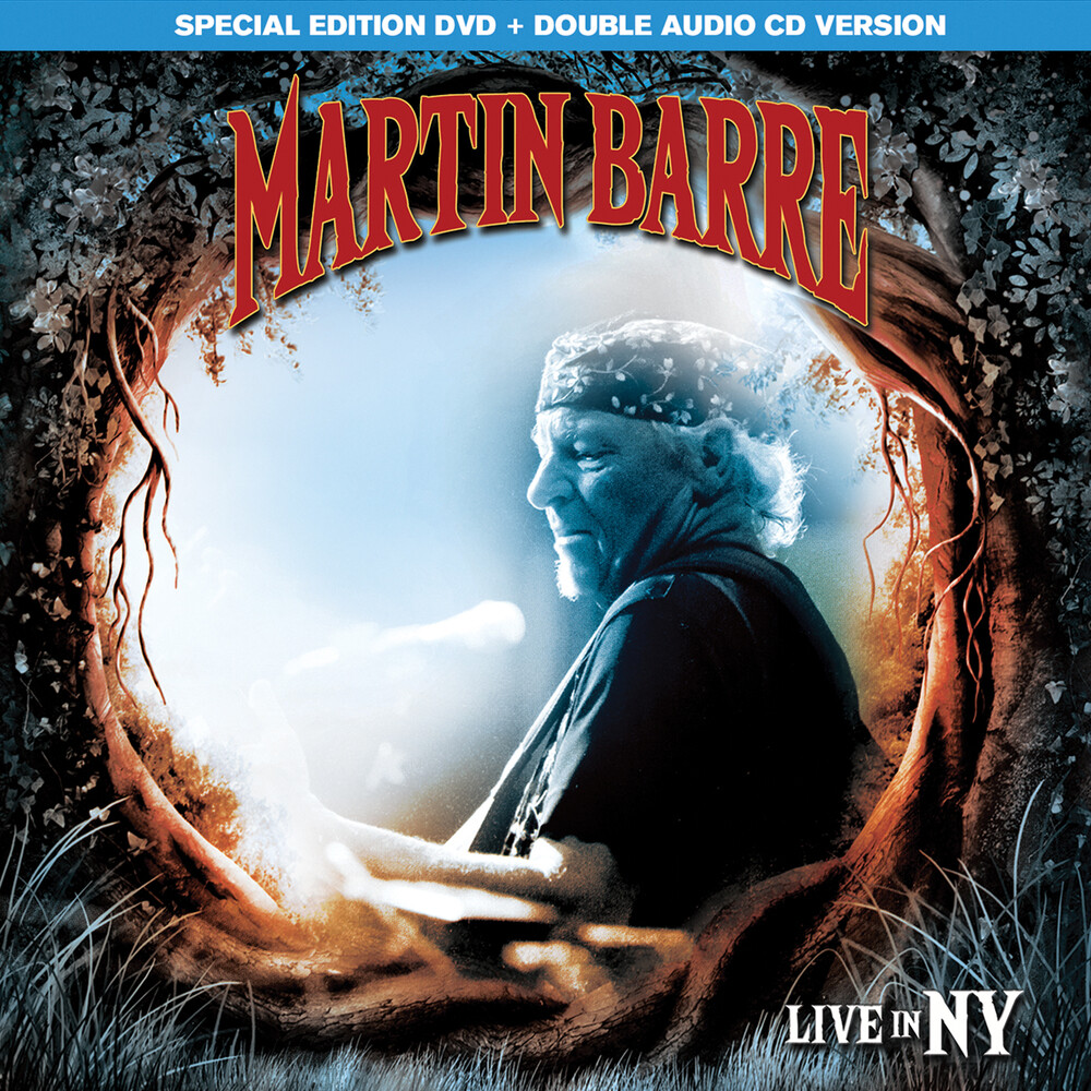 Martin Barre - Live In Nyc