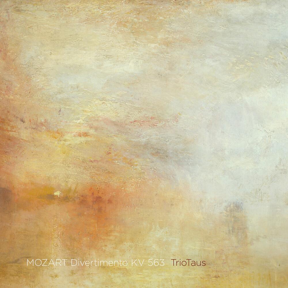Mozart / Triotaus - Divertimento Kv 563 (Hybr)