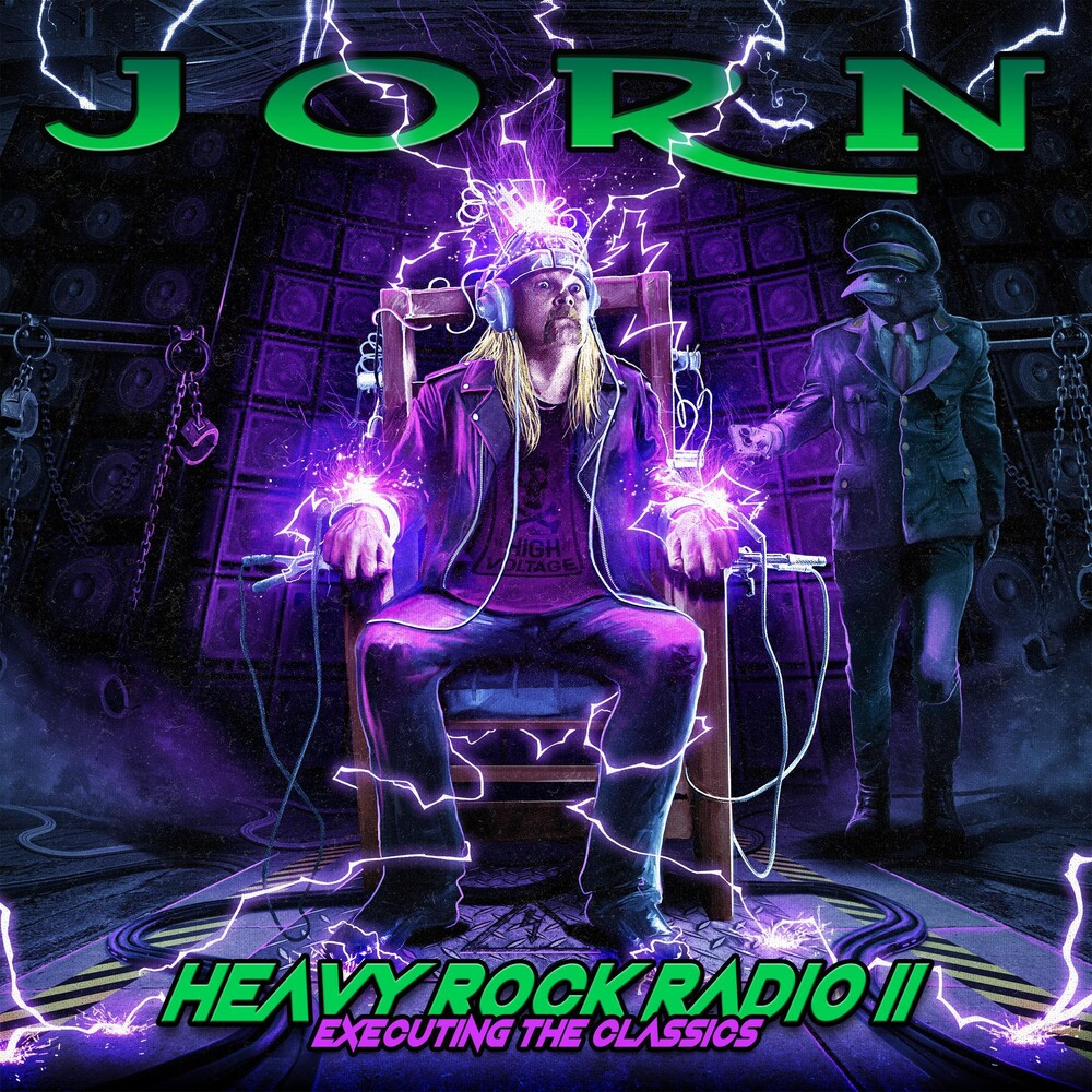 Jorn - Heavy Rock Radio II - Executing The Classics