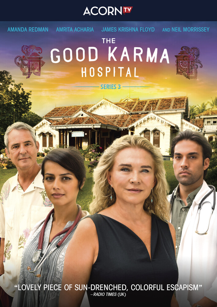 Good Karma Hospital: Series 3 - Good Karma Hospital: Series 3 (2pc)