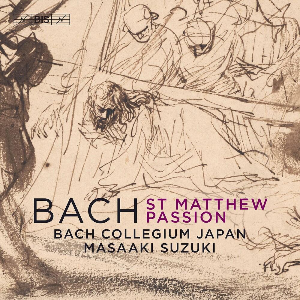Bach Collegium Japan - St Matthew Passion 244 (Hybr) (2pk)