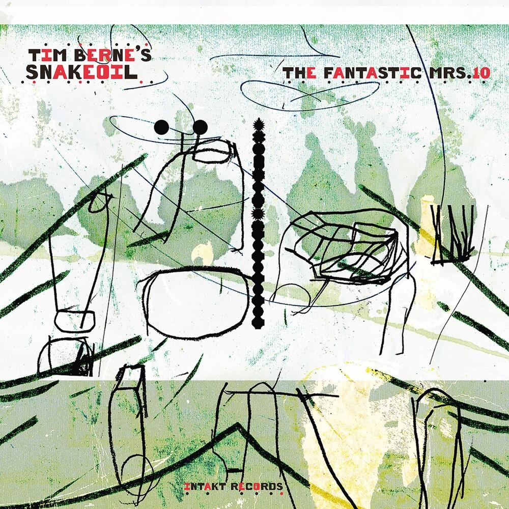 Tim Berne's Snakeoil - Fantastic Mrs. 10