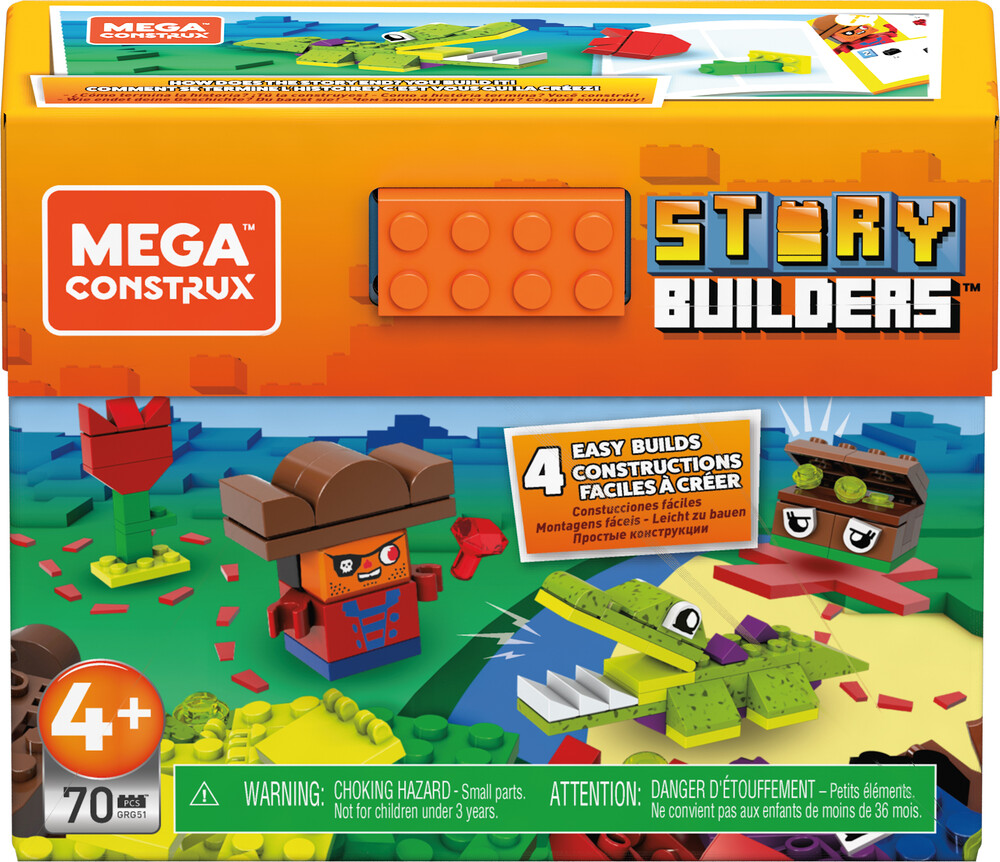 Mega Bloks - MEGA Brands - MEGA Bloks Storybox Assortment