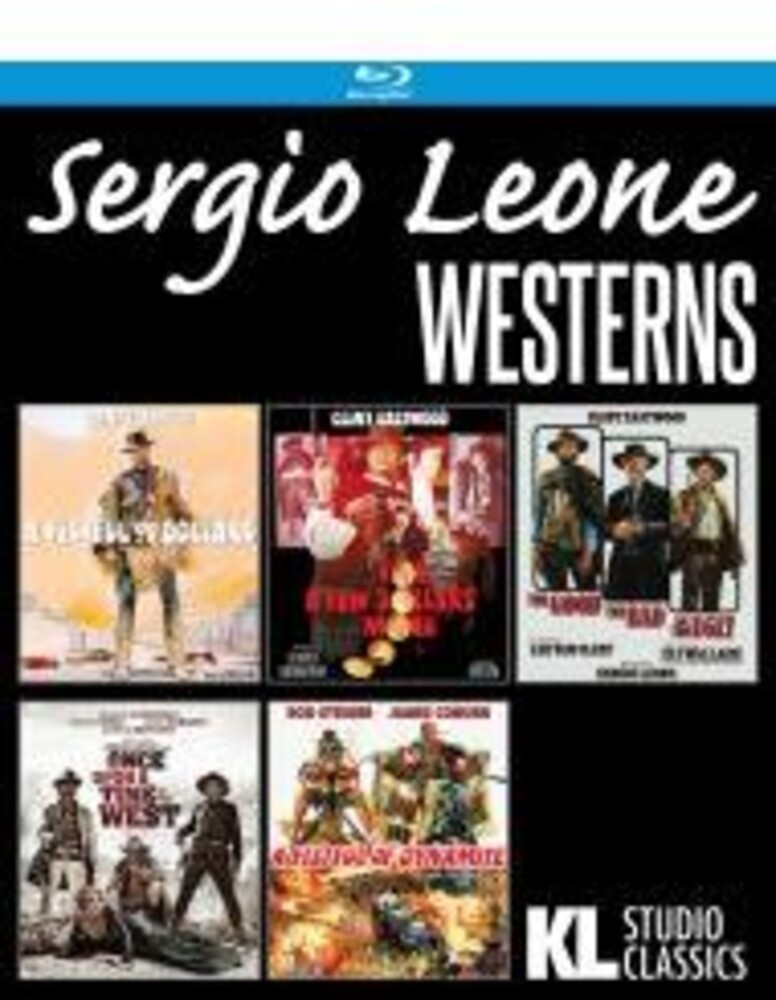 - Sergio Leone Westerns