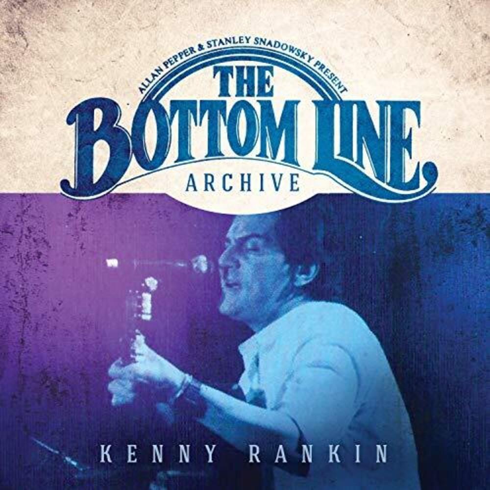 Kenny Rankin - Bottom Line Archive Series (Uk)