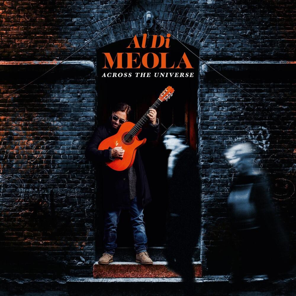 Di Al Meola - Across The Universe