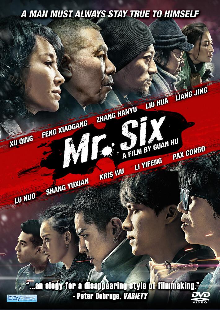 - Mr. Six