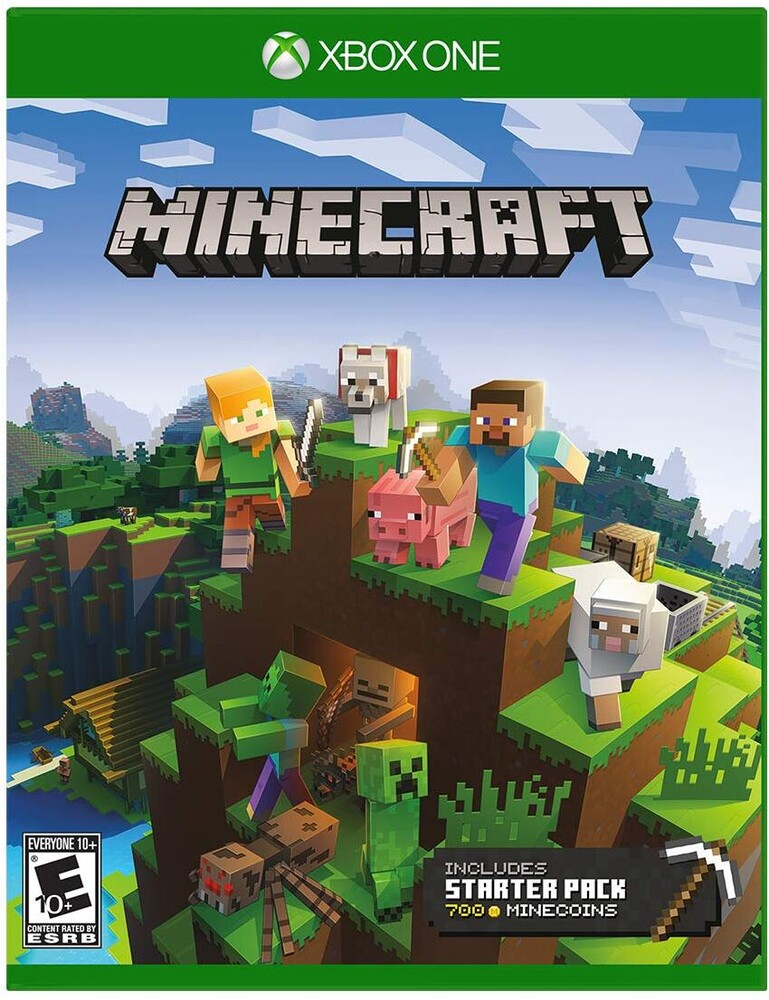 Xb1 Minecraft: Starter Collection - Minecraft Starter Collection for Xbox One