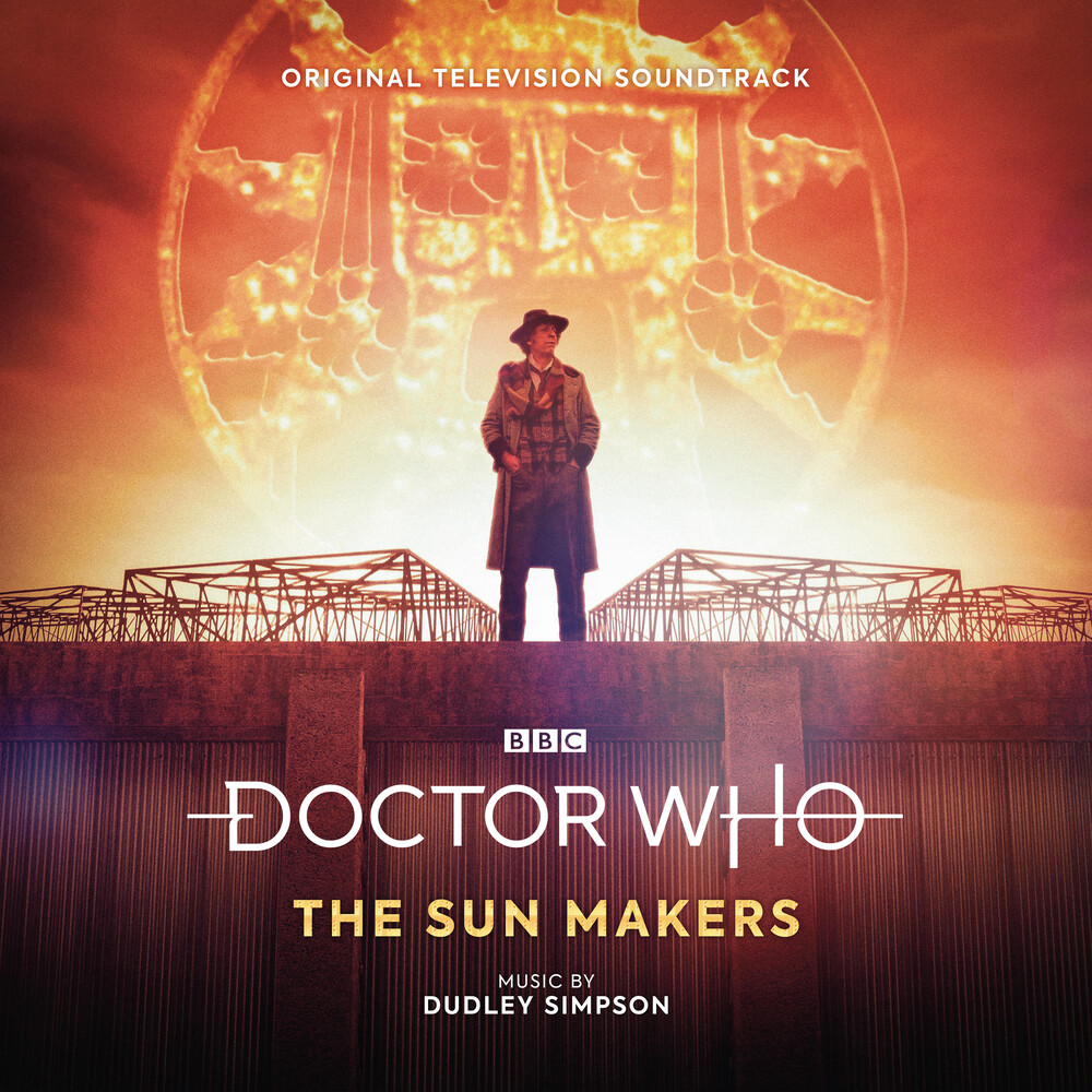 Dudley Simpson - Doctor Who: The Sun Makers / O.S.T.