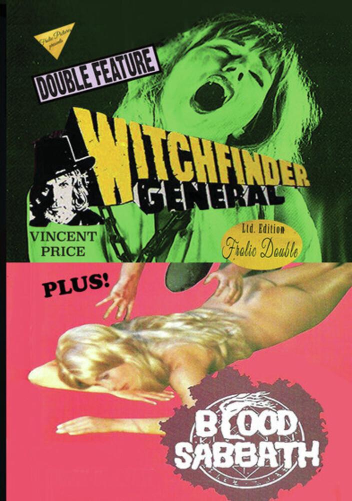 Witchfinder General / Blood Sabbath - Witchfinder General / Blood Sabbath / (Mod Ws)