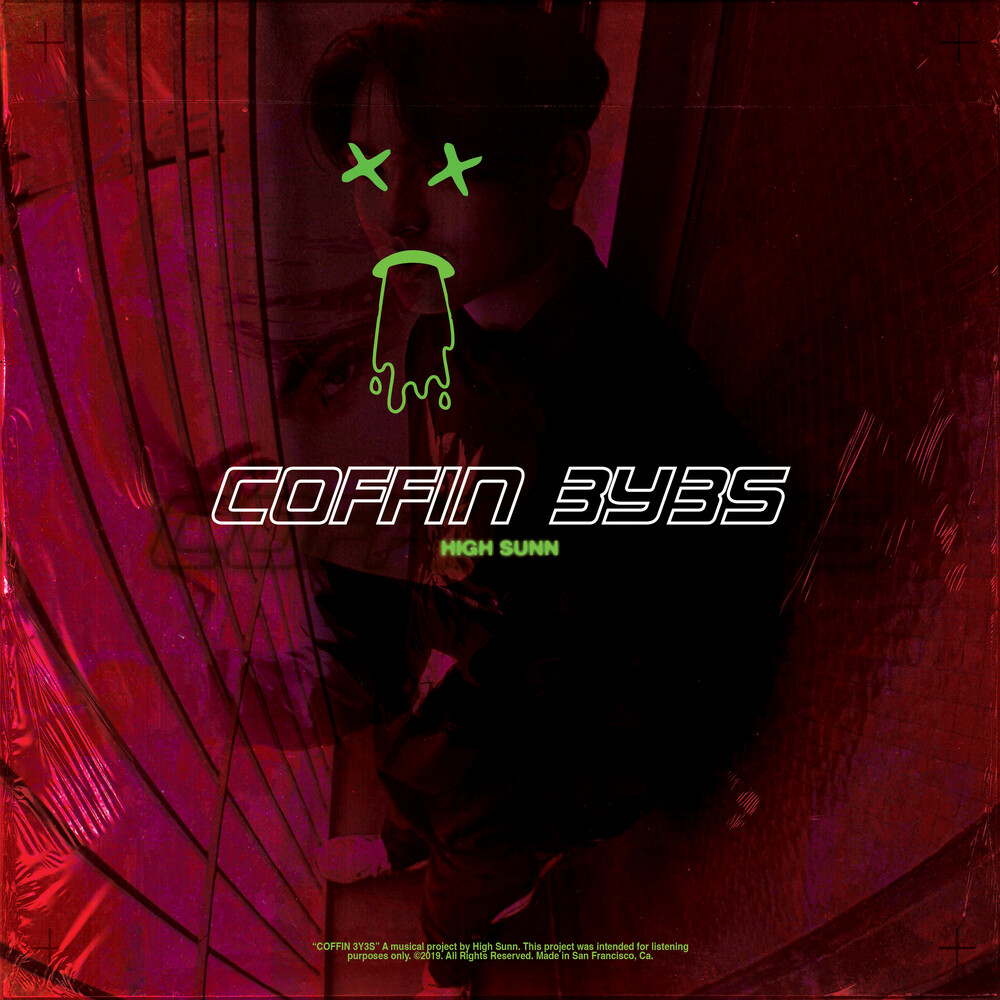 High Sunn - Coffin Eyes (Ltd)