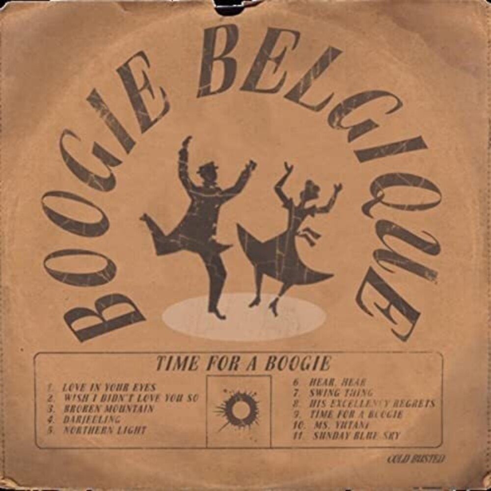 Boogie Belgique - Time For A Boogie (Remastered)