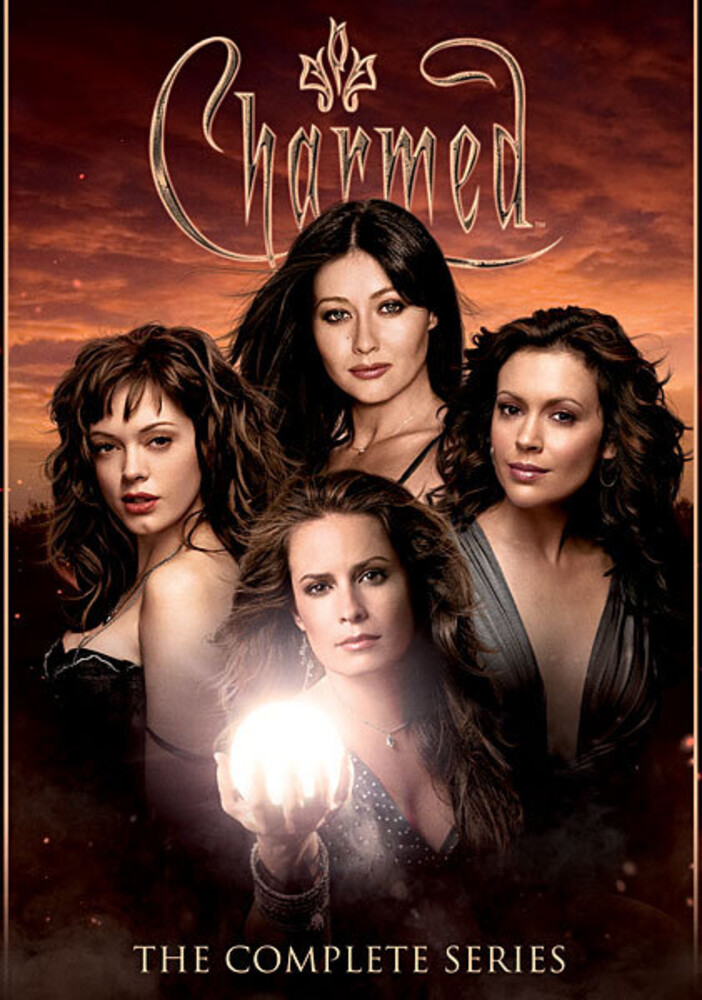 Charmed: Complete Series - Charmed: Complete Series (48pc) / (Box Full Dub)