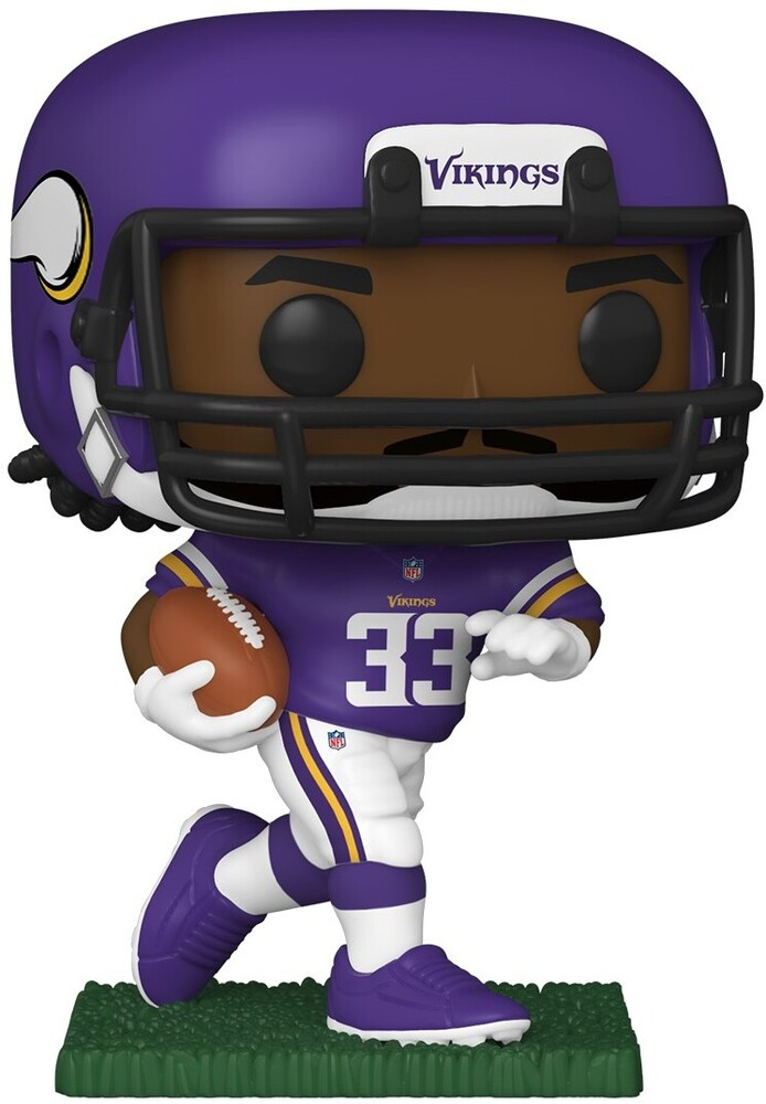 - FUNKO POP! NFL: Minnesota Vikings - Dalvin Cook