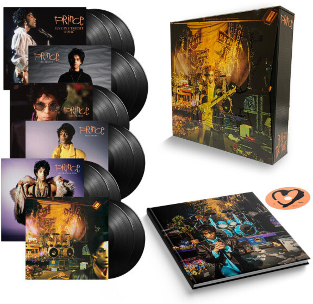 Prince - Sign O' The Times: Remastered [Super Deluxe Edition 13LP + DVD]