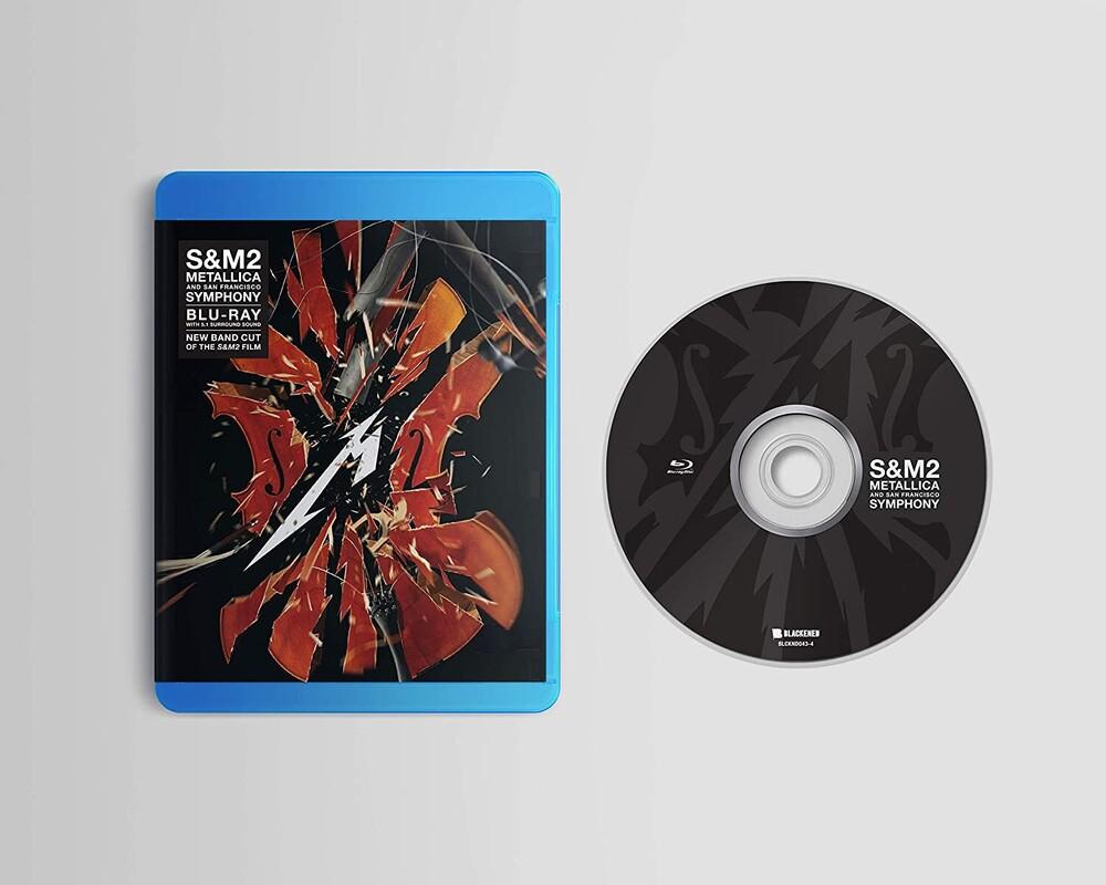 Metallica - S&M2 [Blu-ray]