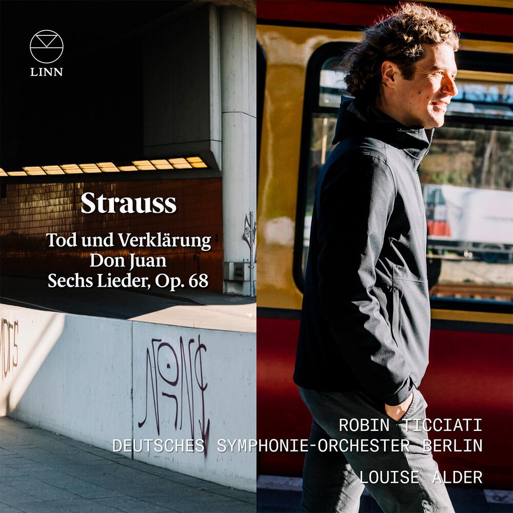 Strauss / Ticciati / Alder - Tod Und Verklarung