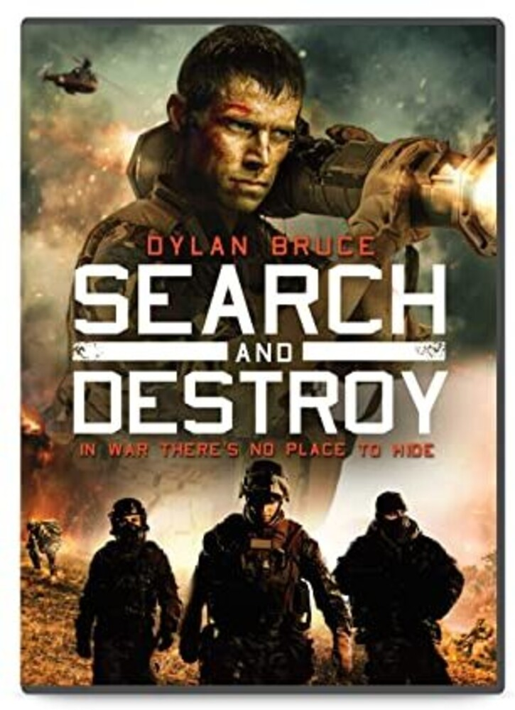 Atanas Srebrev - Search & Destroy / (Ws)