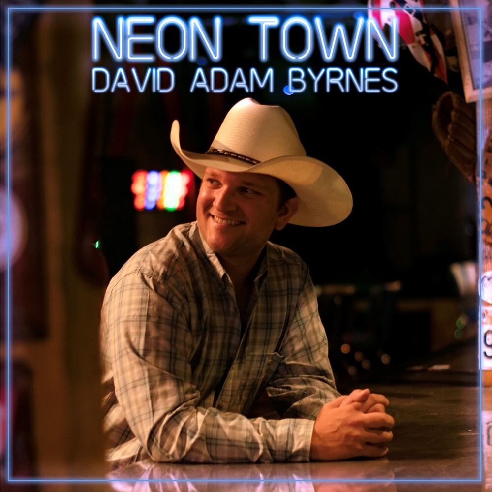David Byrnes Adam - Neon Town