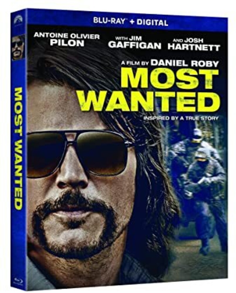 Most Wanted - Most Wanted / (Ac3 Amar Dts Sub Ws)