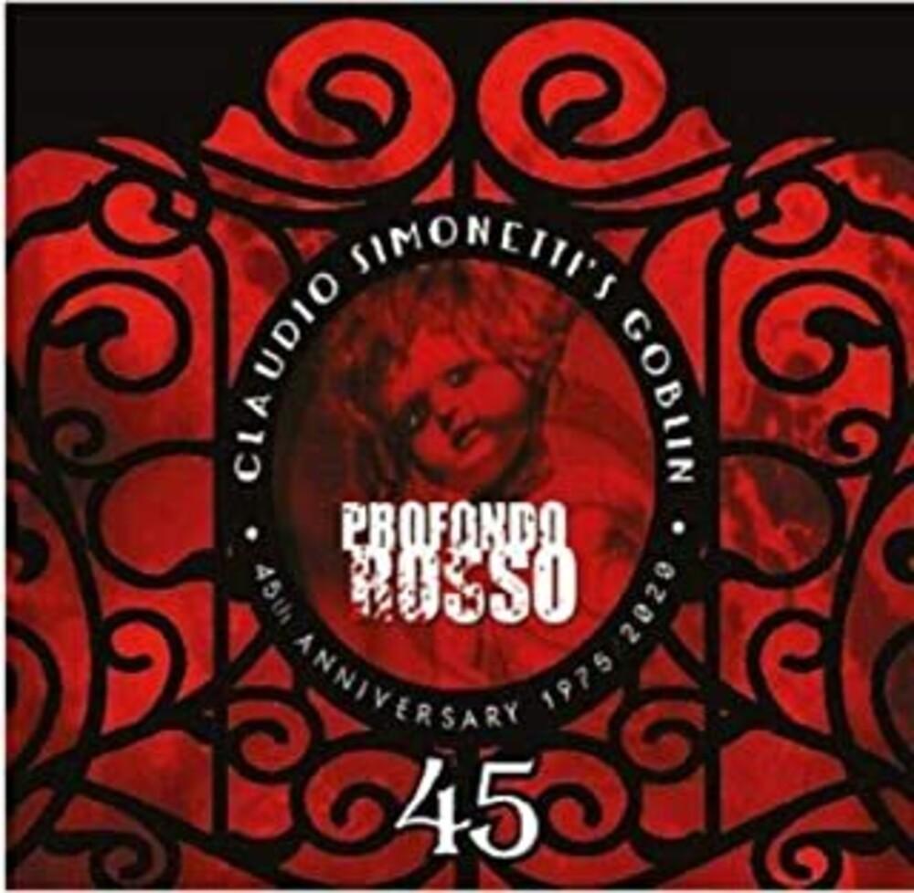Claudio Simonetti / Goblin Box Ltd Ita - Profondo Rosso: 45th Anniversary (Original Soundtrack) [LimitedBoxset]