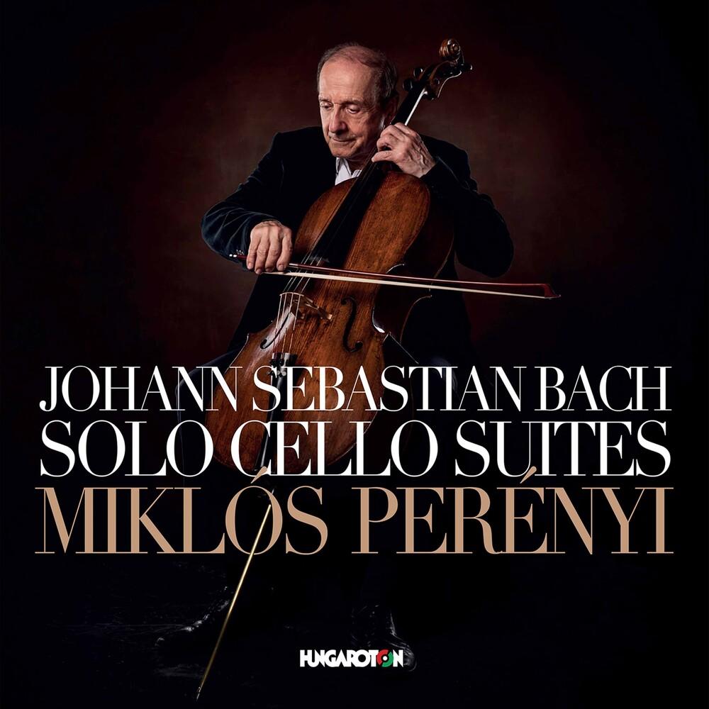 Miklós Perényi - Solo Cello Suites (2pk)