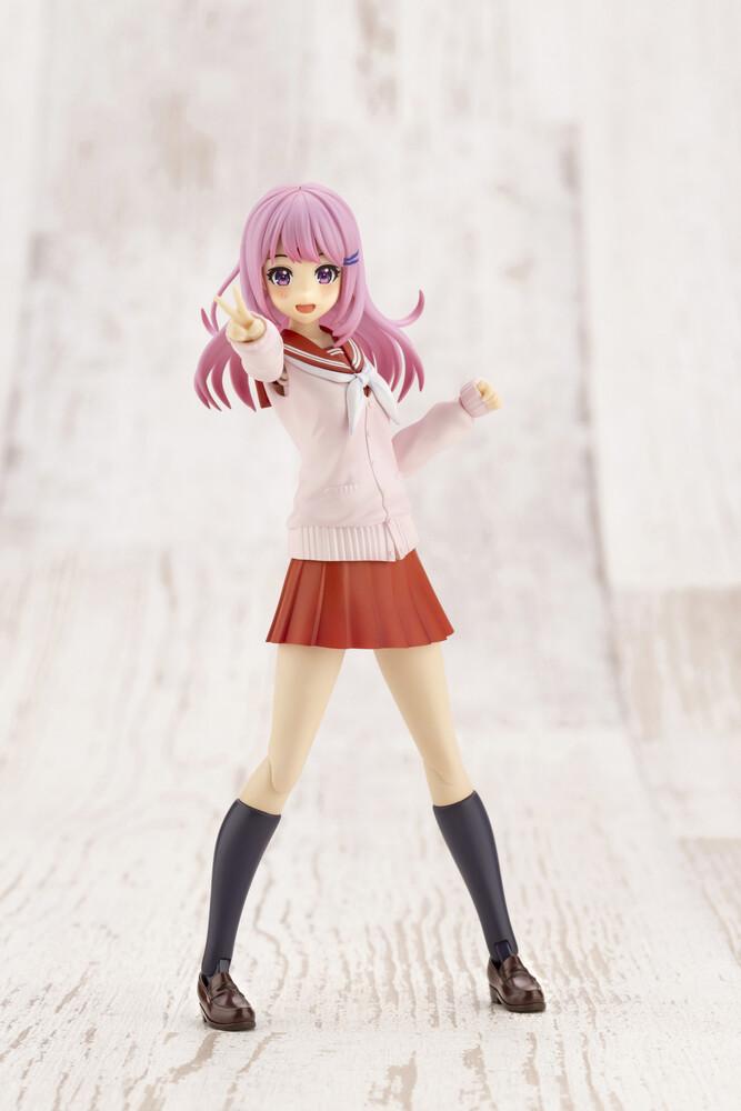 Sausai Shojo Teien - Madoka Yuki Fresh Berry - Kotobukiya - Sausai Shojo Teien - Madoka Yuki [Touou High SchoolWinter Clothes] Dreaming Style Fresh Berry