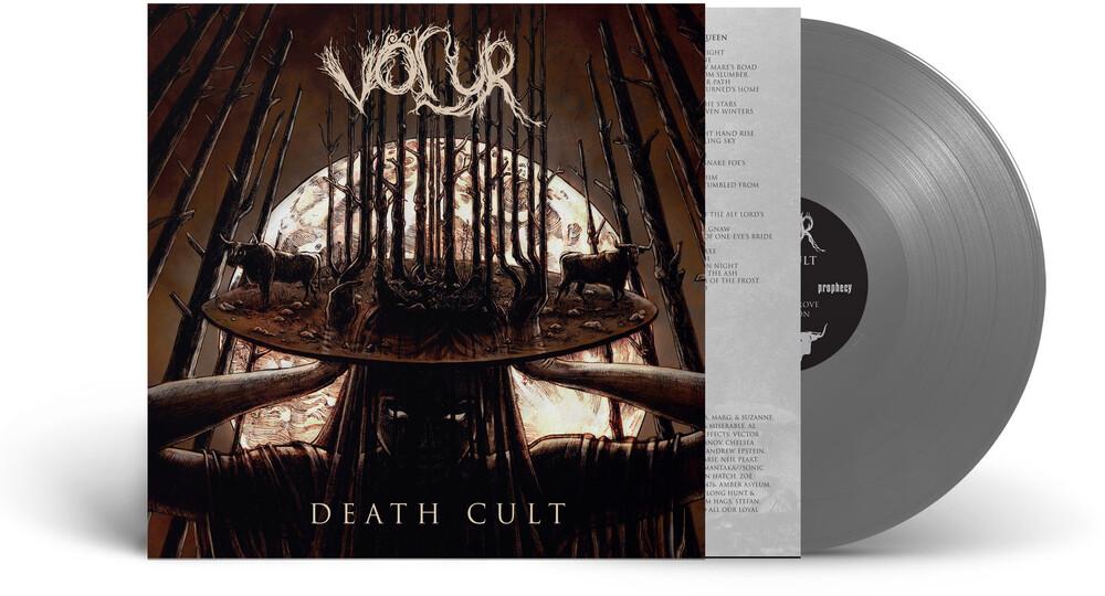 Volur - Death Cult (Silver Vinyl) [180 Gram] (Slv)