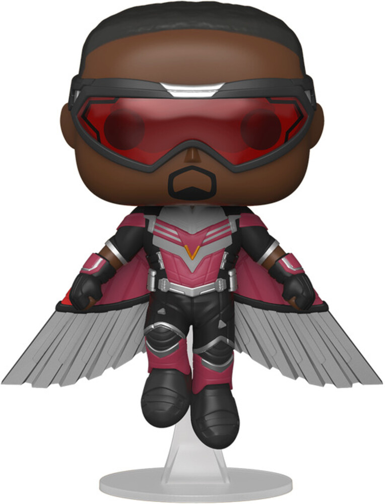 - FUNKO POP Marvel: The Falcon and the Winter Soldier- Falcon (flying)