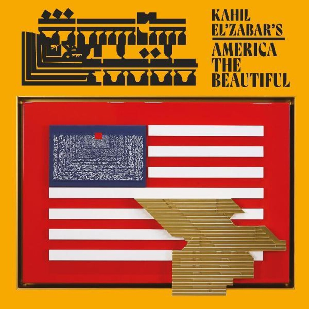 Kahil Elzabar - Kahil El'zabar's America The Beautiful (Audp)