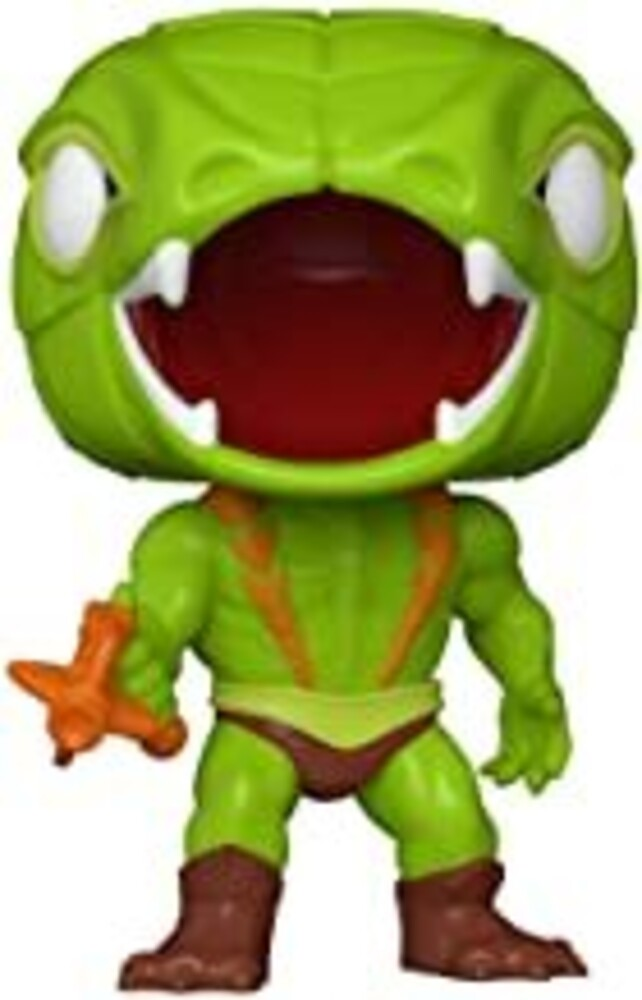 Funko Pop! Vinyl: - FUNKO POP! VINYL: Masters of the Universe- Kobra Khan