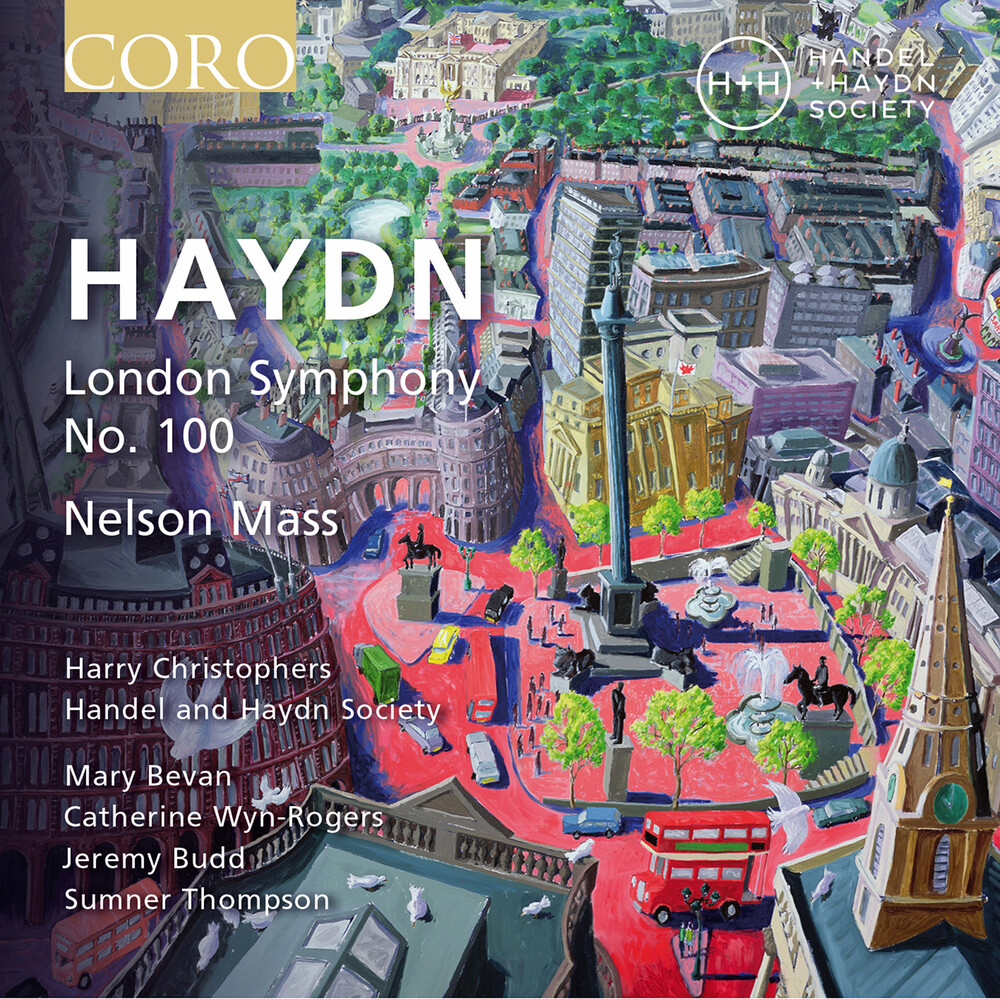 Haydn / Christophers - London Symphony 100
