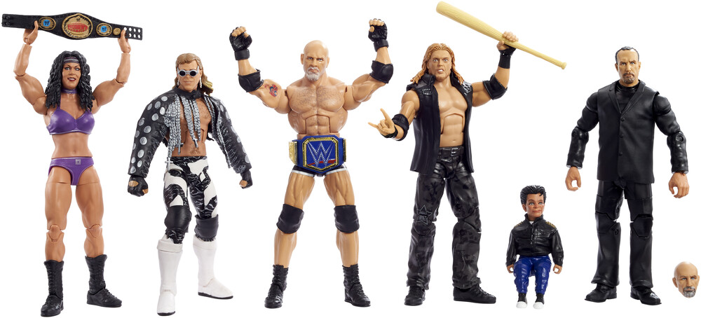 WWE - Mattel Collectible - WWE Wrestlemania Elite Figure Assortment