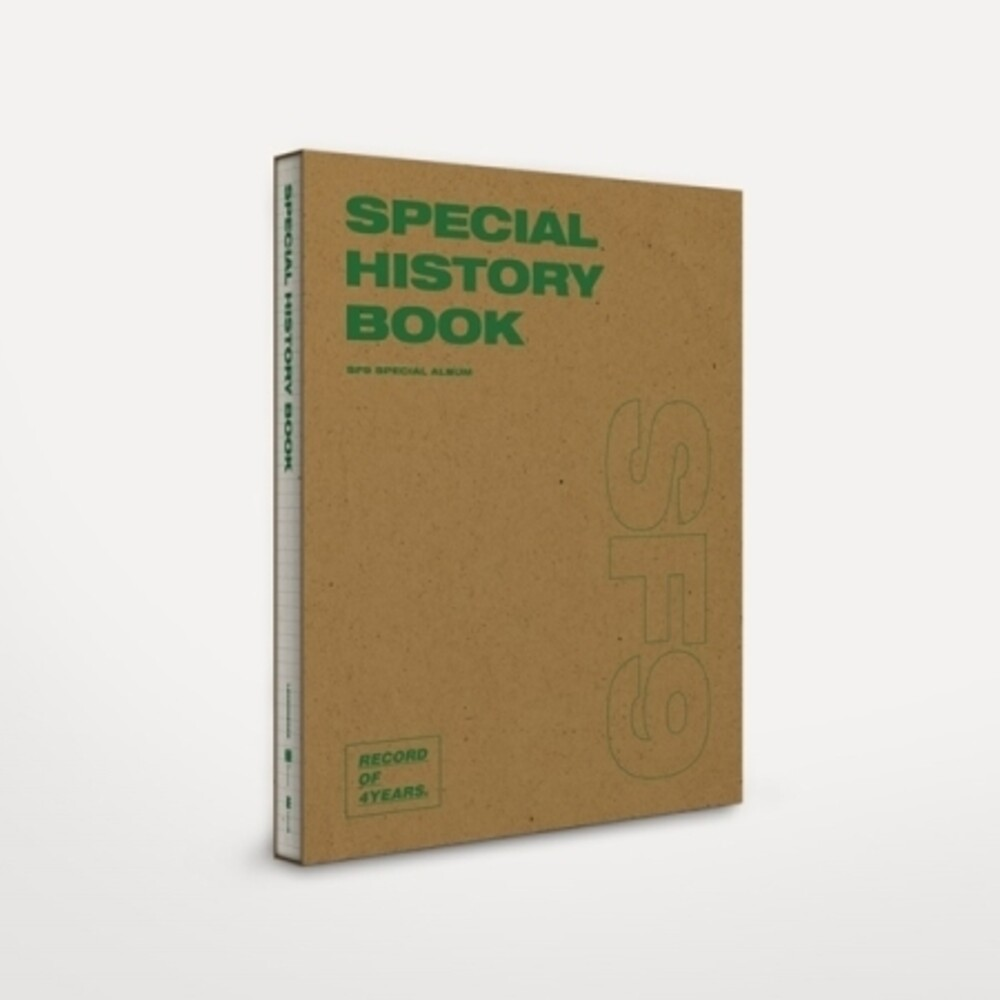 Sf9 - Special History Book [With Booklet] (Phot) (Asia)