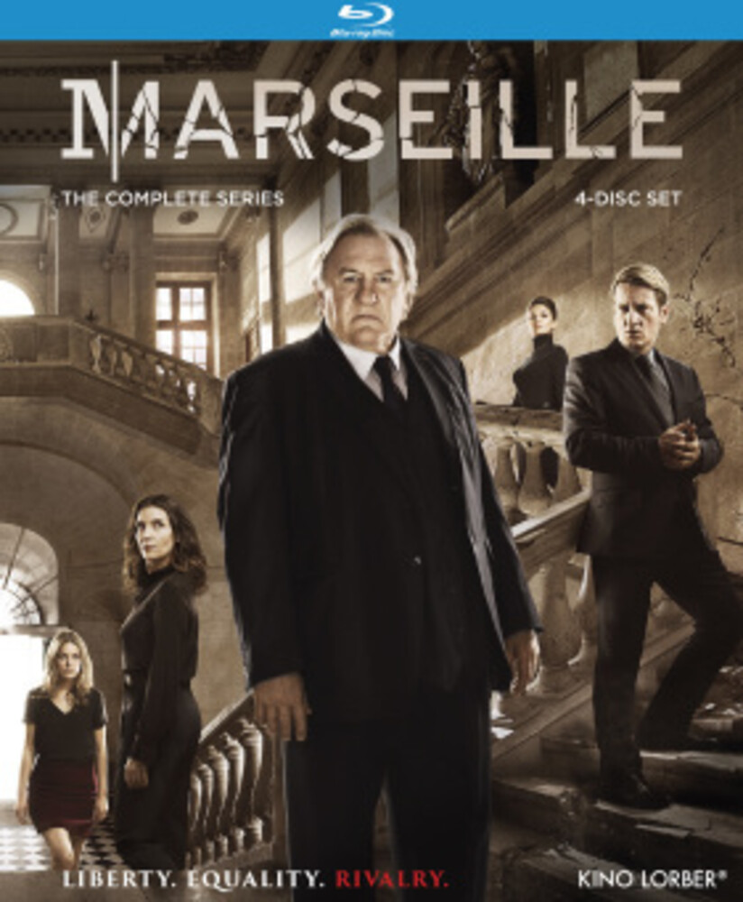 Marseille: Complete Series - Marseille: Complete Series (4pc) / (4pk)