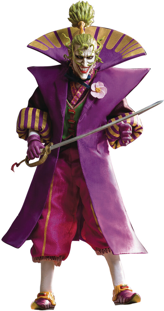 Square Enix - Square Enix - Batman Ninja Joker 1/6 Coll Action Figure (Net)