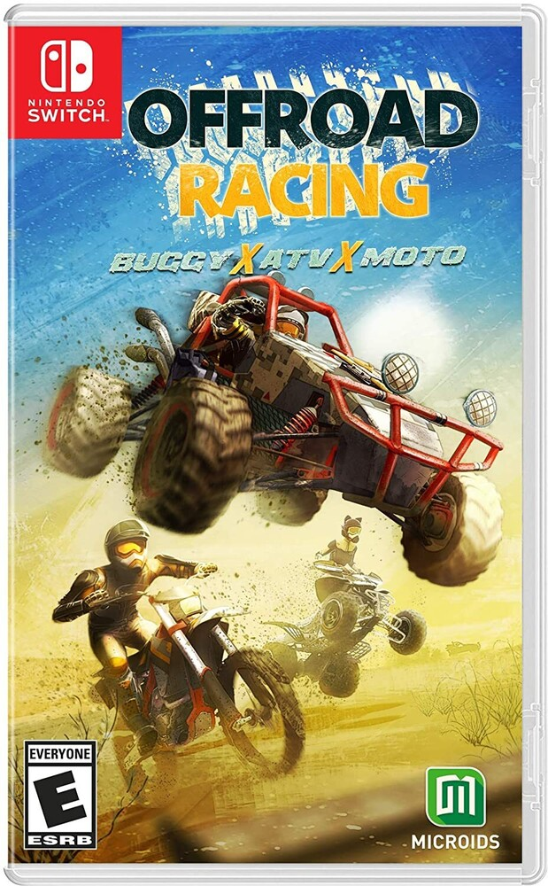 Swi Offroad Racing - OffRoad Racing for Nintendo Switch