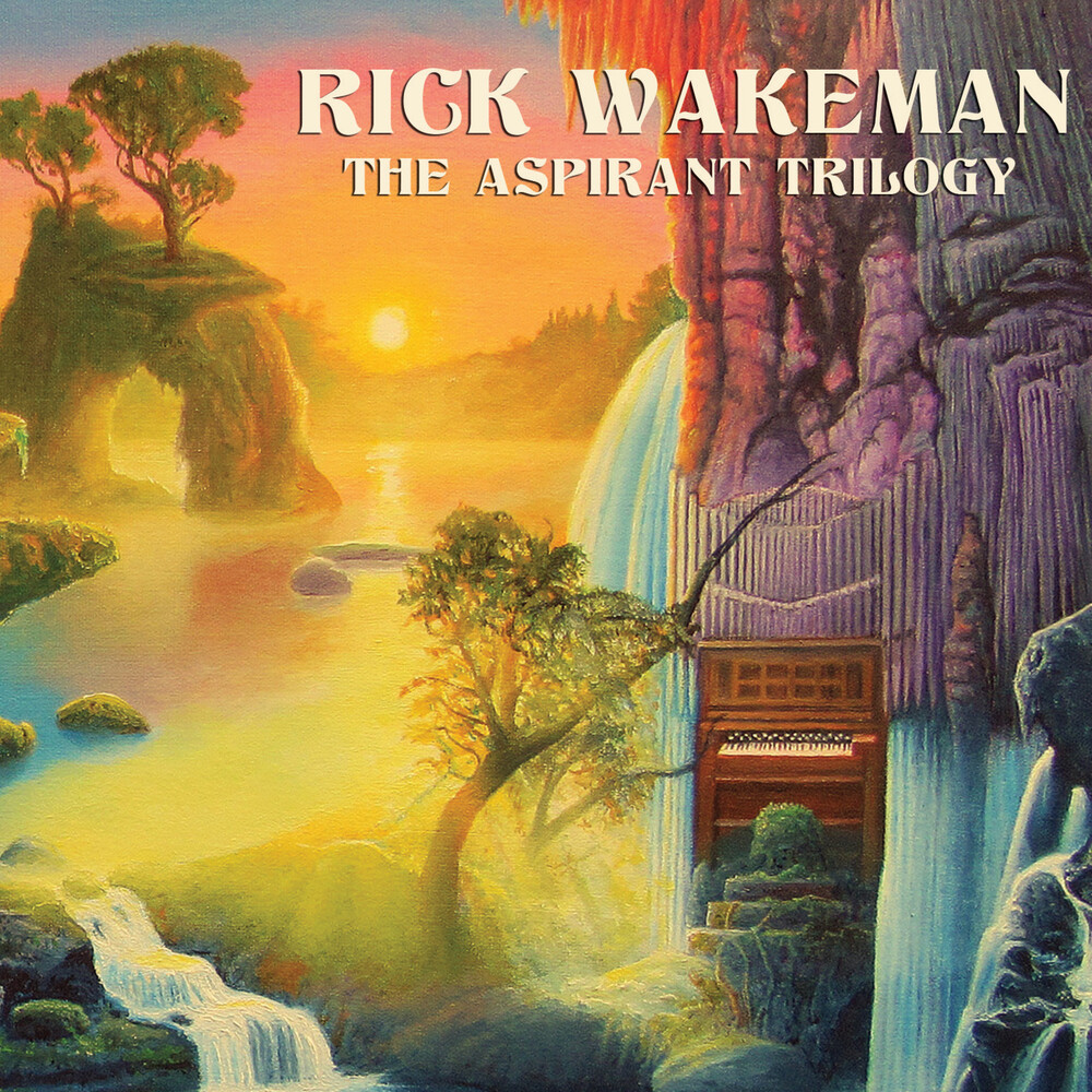 Rick Wakeman - Aspirant Trilogy [Digipak]