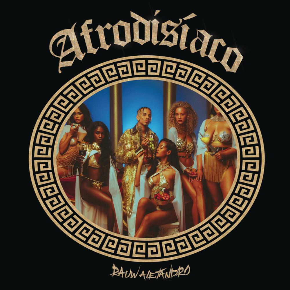 Rauw Alejandro - Afrodisiaco