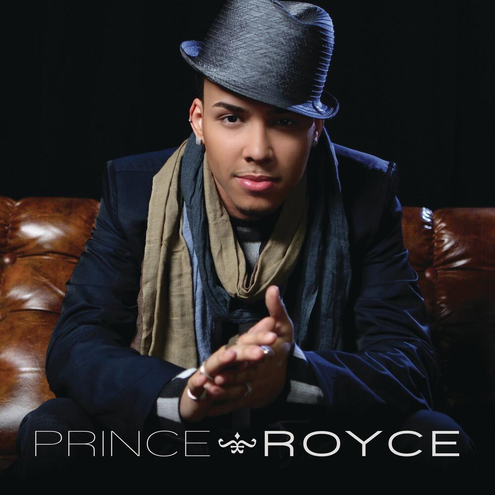 Prince Royce - Prince Royce (Blue) [Clear Vinyl] (Gate) (Ofv)