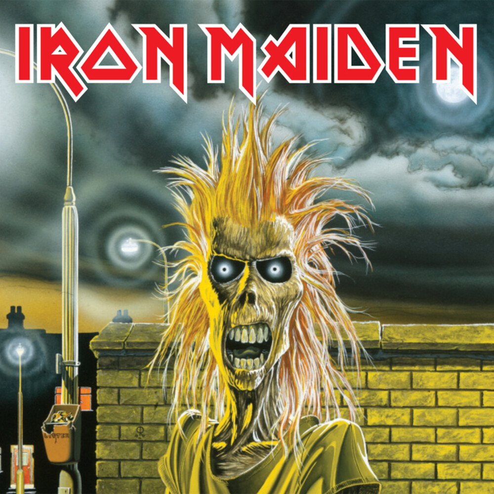 Iron Maiden - Iron Maiden [LP]