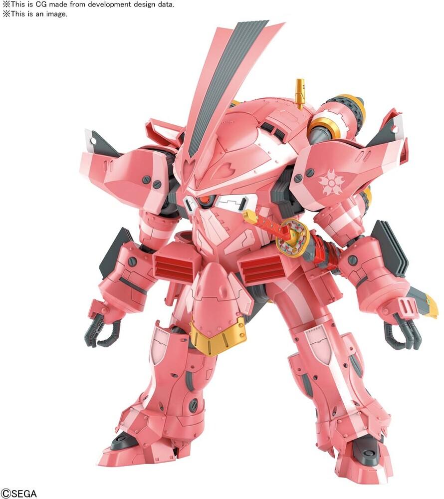 Bandai Hobby - Bandai Hobby - Sakura Wars - Spiricle Striker Prototype Obu (SakuraAmamiya Type), Bandai Spirits HG 1/24