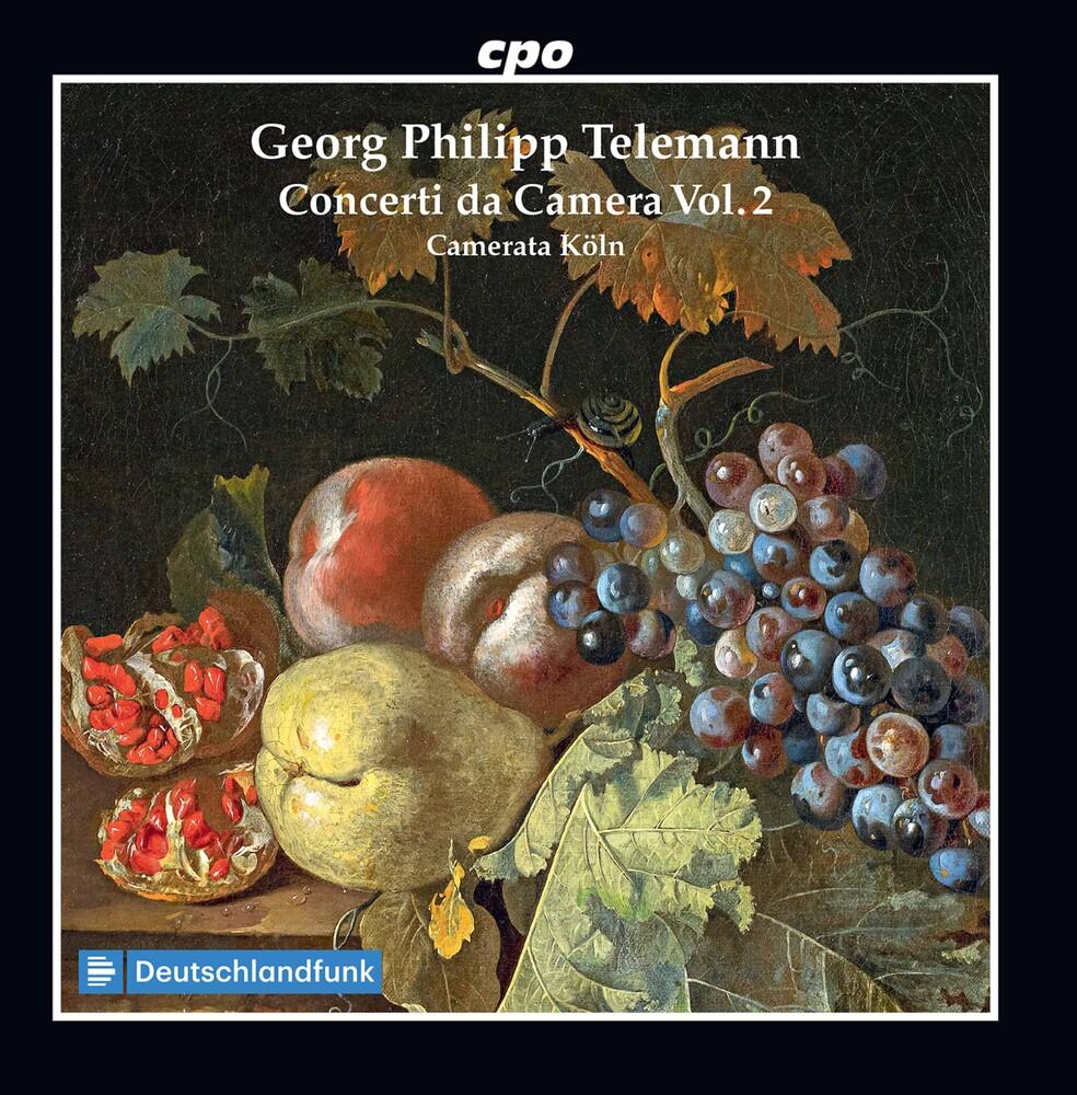 Camerata Köln - Concerti Da Camera 2