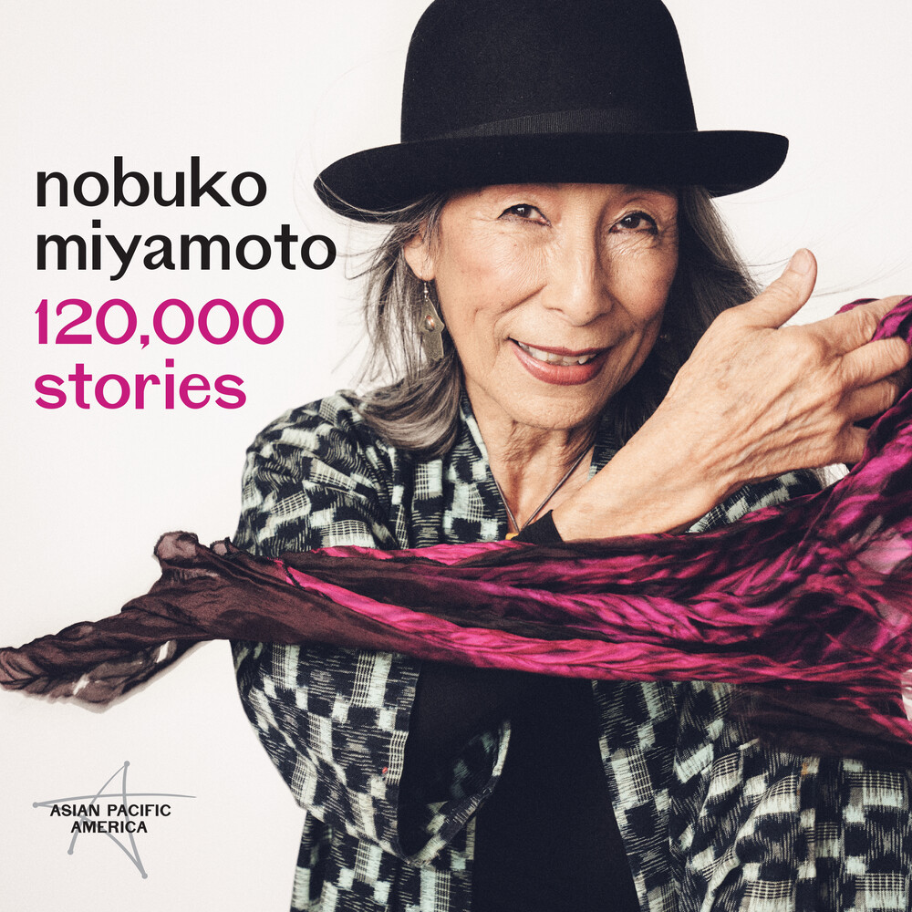 Nobuko Miyamoto - 000 120  Stories [Digipak]
