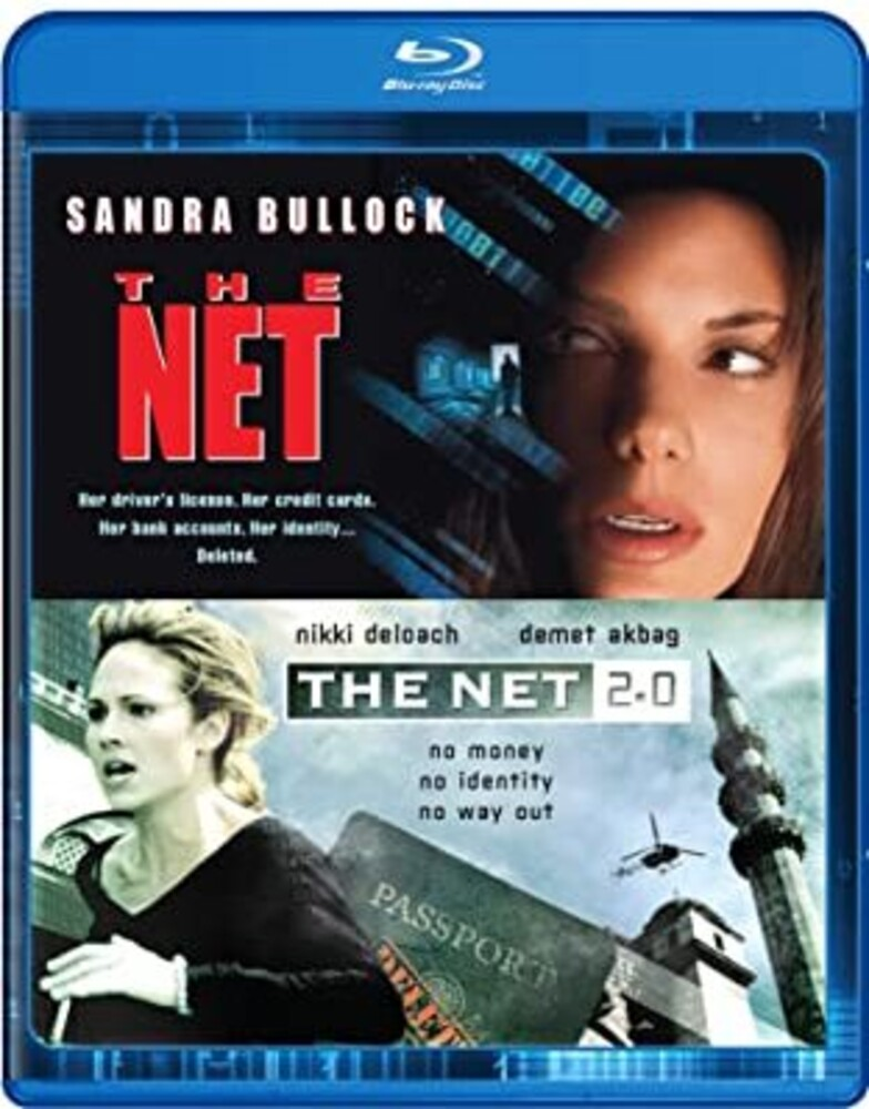 Net: Net 2.0 Double Feature - The Net / The Net 2.0