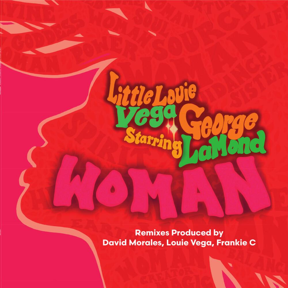 Louie Vega / Lamond,George - Woman